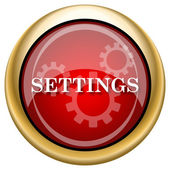 Settings icon — ストック写真