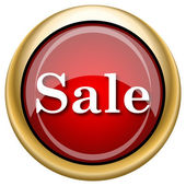 Sale icon — Foto Stock