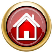 Home icon — Stockfoto