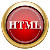 HTML icon — Stock fotografie