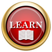 Learn icon — Photo