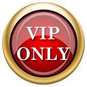 Nur vip-symbol — Stockfoto