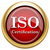 ISO certification — Stock Photo