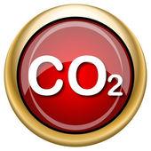 Icono de co2 — Foto de Stock