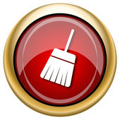 Sweep icon — Foto de Stock