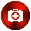 Medical bag icon — Stock Photo #34301405