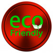 Eco Friendly icon — Stock Photo #34301433