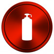 Soap icon — Stock Photo