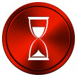 Hourglass icon — Stock Photo #34306637