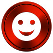 Smiley icon — Stock Photo #34307209