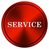 Service icon — Stock Photo
