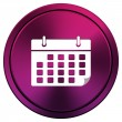 Calendar icon — Stock fotografie