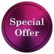 Special offer icon — Foto Stock