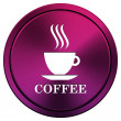 Stock Photo: Coffee cup icon