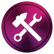 Tools  icon — Stock fotografie