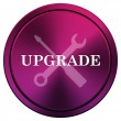 Stock Photo: Upgrade icon
