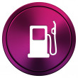 Stock Photo: Gas pump icon