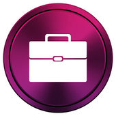 Briefcase icon — Stock Photo