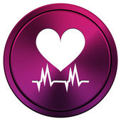 Heart icon — Foto de Stock