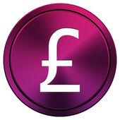Pfund-symbol — Stockfoto