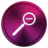 Zoom out icon — Stock Photo