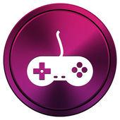 Gamepad icon — Stock Photo