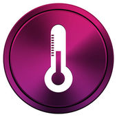 Thermometer icon — Foto de Stock