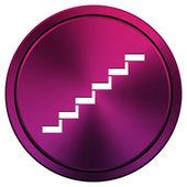 Stairs icon — Stock Photo