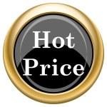 Hot price icon — Stock Photo #34728743