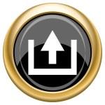 Upload icon — Stock Photo #34726983