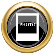 Photo icon — Stock Photo #34727495