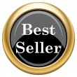 Best seller icon — 图库照片