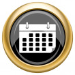 Calendar icon — Stock Photo #34728581