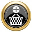 Add to basket icon — ストック写真