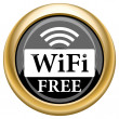 WIFI free icon — Stock Photo #34729129