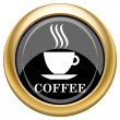 Coffee cup icon — Stock Photo #34729507