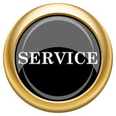 Service icon — Stock fotografie