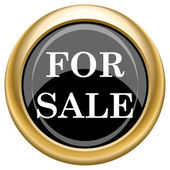 For sale icon — Foto de Stock