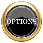 Options icon — Stock Photo