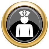 Sjuksköterska-ikonen — Stockfoto