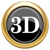3D icon — Stock Photo