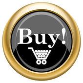 Koupit ikonu — Stock fotografie