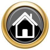 Home icon — Foto de Stock