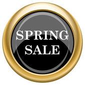Spring sale icon — Stock Photo