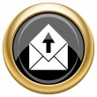 Send e-mail icon — Stock Photo #34730093