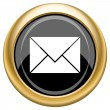 E-mail icon — Stock Photo #34730057