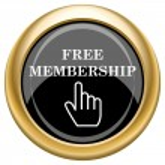 Free membership icon — Stock Photo #34731571