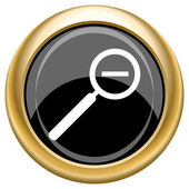 Zoom out icon — Foto de Stock
