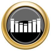Sound icon — Stock Photo