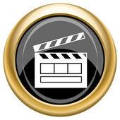 Movie icon — ストック写真